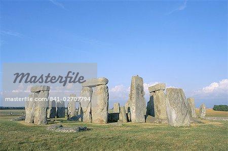 Stonehenge, Wiltshire, England, United Kingdom