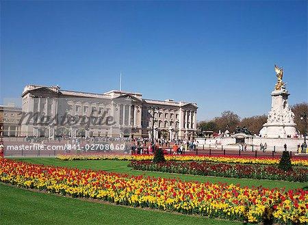 Buckingham Palace, Londres, Royaume-Uni, Europe