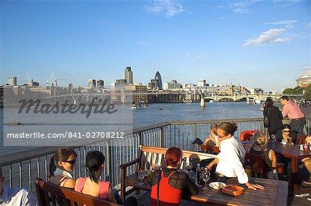 City skyline, Londres, Royaume-Uni, Europe