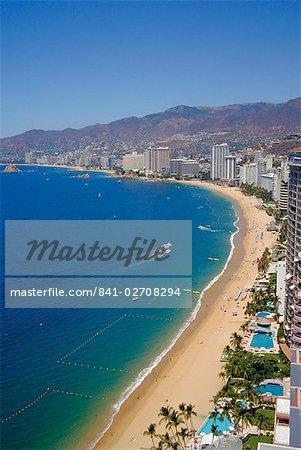 Acapulco, Mexique Amerique centrale