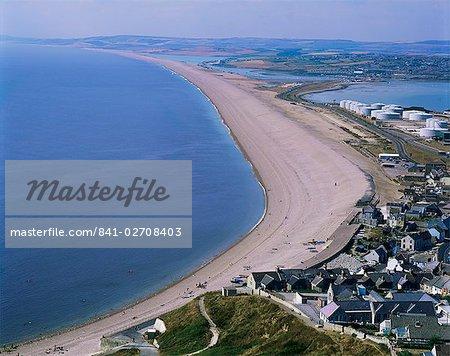 Portland and Chesil Beach, Dorset, England, United Kingdom, Europe