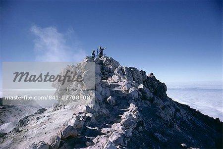 Sommet du mont Teide, Tenerife, îles Canaries, Espagne, Europe