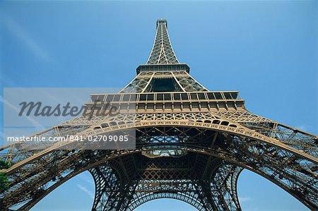 The Eiffel Tower, Paris, France, Europe