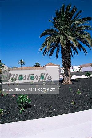 Yaiza, Lanzarote, Canary Islands, Spain, Europe
