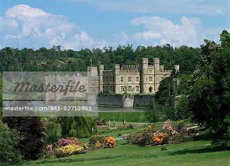 Château de Leeds, Kent, Angleterre, Royaume-Uni, Europe