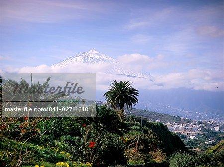 Mount Teide, Tenerife, Canary Islands, Spain, Atlantic, Europe