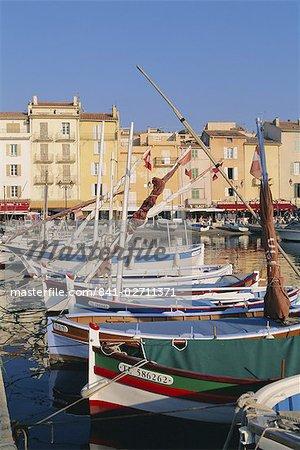 St. Tropez, Cote d'Azur, Provence, France, Europe