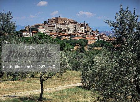 Chianciano Terme, Toscane, Italie, Europe