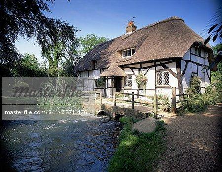 Old Alresford, Hampshire, Angleterre, Royaume-Uni, Europe