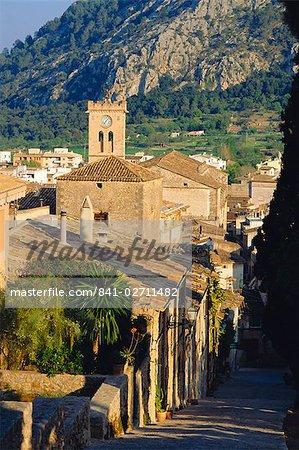 Pollensa, Majorca, Balearic Islands, Spain, Europe