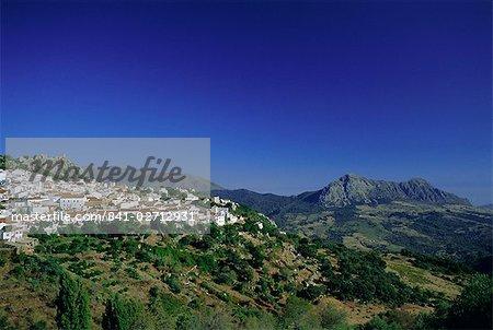 Gaucin, Andalousie (Andalousie), Espagne, Europe