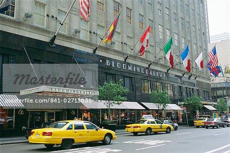 Bloomingdales, New York, États-Unis d'Amérique