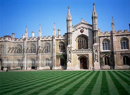 Corpus Christi College, Cambridge, Cambridgeshire, Angleterre, Royaume-Uni, Europe