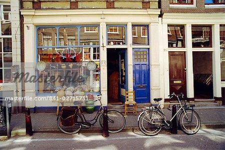 Shop, Amsterdam, Holland