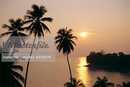 Sunrise, Penang, Malaysia
