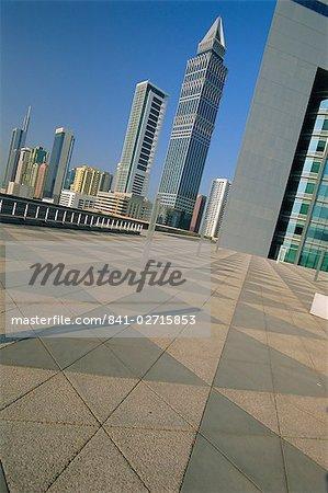Dubaï, Émirats Arabes Unis, Moyen-Orient