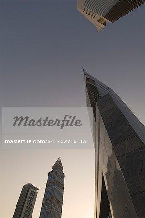 Emirates Towers, Dubaï, Émirats Arabes Unis