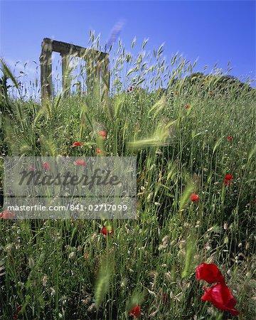 Temple de Antas, Sardaigne, Italie, Europe