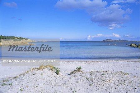 Costa Smeralda, Sardaigne, Italie, Méditerranée, Europe