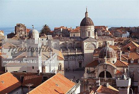 Dubrovnik, Dalmatien, Kroatien, Europa