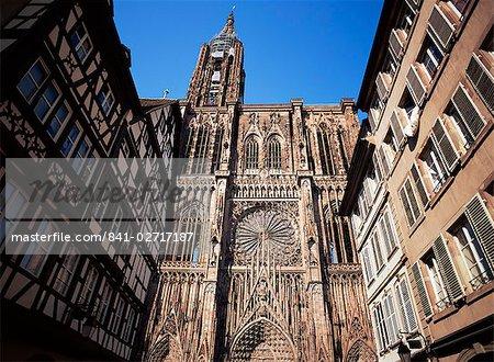 Strasbourg, Bas-Rhin department, Alsace, France, Europe