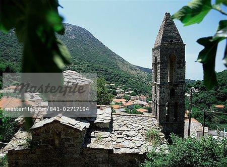 Gerolimenas Vasthia, Mani, Peloponnese, Grèce, Europe