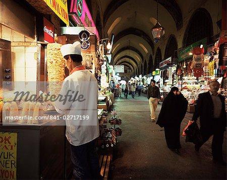 Grand Bazar (grand bazar) (Kapali Carsi), Istanbul, Turquie, Europe, Eurasie