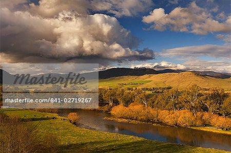 Murray River, près de Towong, Victoria, Australie, Pacifique