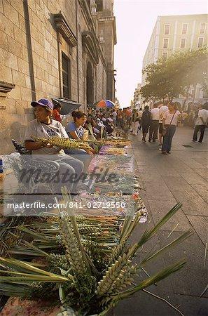 Semana Santa (Semaine Sainte), Campeche, Yucatan, au Mexique, en Amérique du Nord