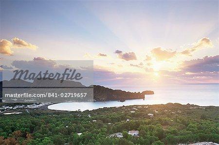 L'île de Vulcano, Iles Eolie (Iles Eoliennes) (îles Lipari), Italie, Europe