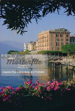 Bellagio, lac de Côme, Lombardie, Italie