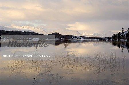 Loch Spean, Highlands, Scotland, United Kingdom, Europe