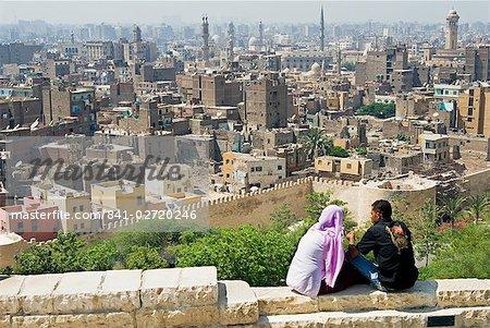 Al Azhar area, Islamic Cairo, Cairo, Egypt, North Africa, Africa