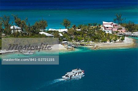 House on Paradise Island, Nassau, New Providence Island, Bahamas, West Indies, Central America
