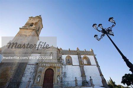 Église Mayor Santa Maria La Coronada, Medina Sidonia, Cadix province, Andalousie, Espagne, Europe