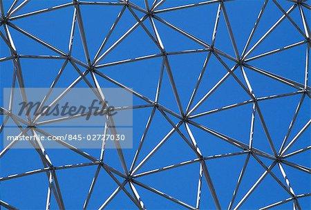 Geodätische Kuppel biosphäre restauriert amerikanischen pavillon expo 67 st helen
