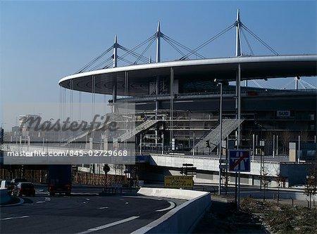 Stade de France, St Denis, Paris, France