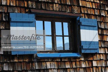 Fenêtre à battants