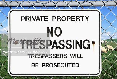 Aucun signe d'intrusion