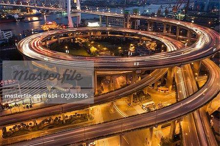 Nanpu bridge shanghai