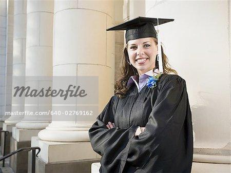 Les étudiants diplômés