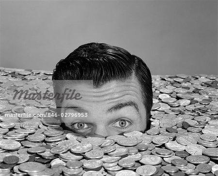 50er-Jahre-Geld
