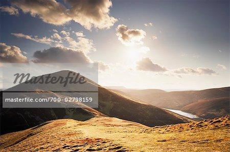 Pentland Hills, Midlothian, Scotland