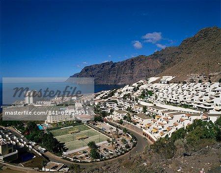 Los Gigantes, Tenerife, Canaries Iles Espagne, Atlantique, Europe