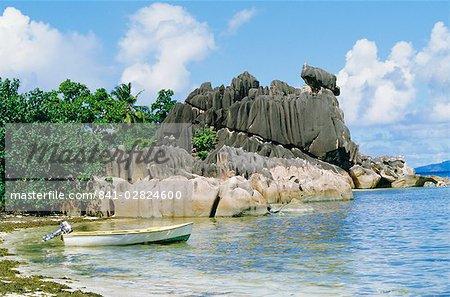 Île de curieuse, Seychelles, Indian Ocean