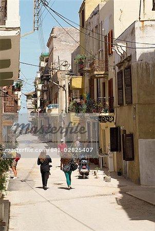 Chana, Crète, îles grecques, Grèce, Europe