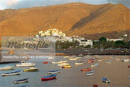 San Sebastian, La Gomera, Iles Canaries, Espagne, océan Atlantique, l'Europe