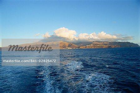 La Gomera, Canary Islands, Spain, Atlantic Ocean, Europe