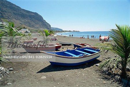 Area between Erquito and Las Hayas, La Gomera, Canary Islands, Spain, Atlantic Ocean, Europe