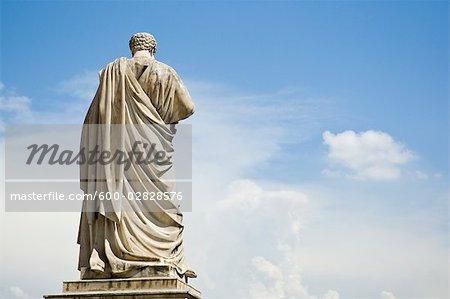 Statue of Saint Peter, St Peters Basilica, Vatican City, Rome, Latium, Italy
